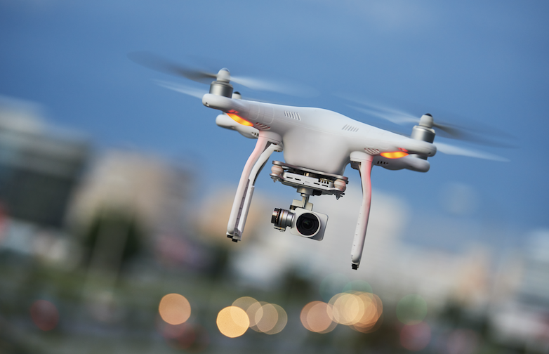 There's Sky-High Demand for Drone Technology